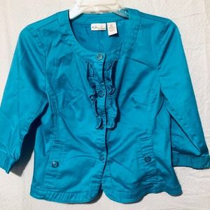 Jacket by Kim Rogers size PS